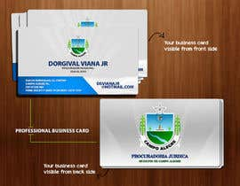 #31 untuk Business card for city lawyer oleh posspoint