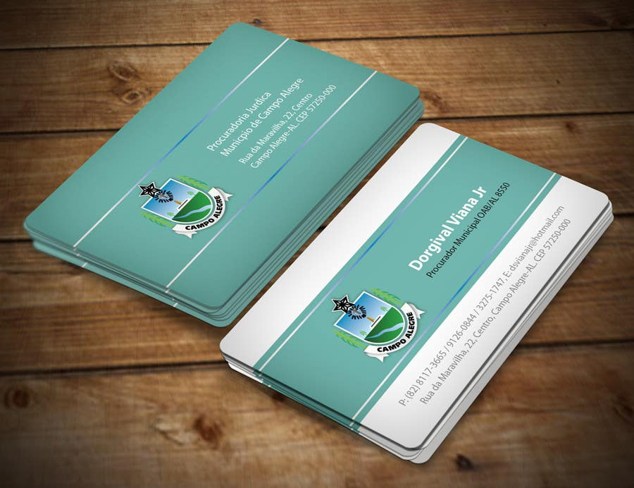 #85 for Business card for city lawyer by artleo