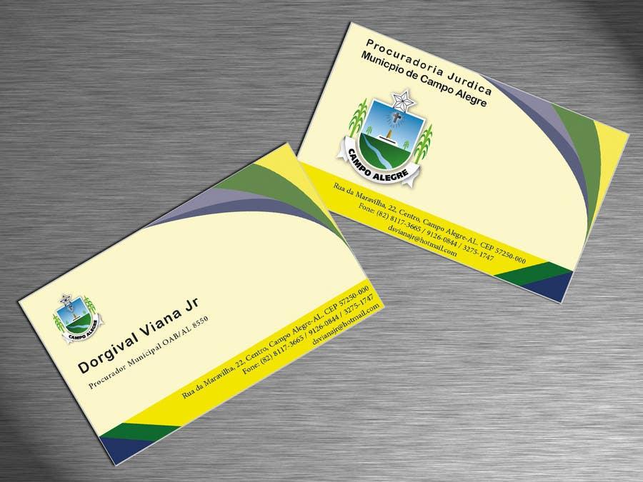 Inscrição nº 67 do Concurso para Business card for city lawyer
