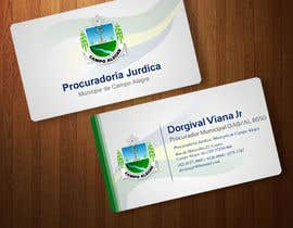 #79 para Business card for city lawyer por studioultimate