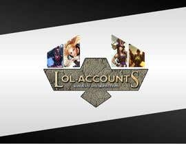 nº 7 pour Lol-accounts par LynArts
