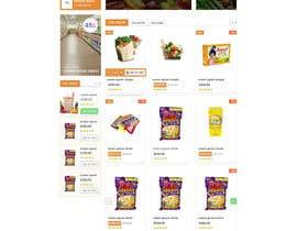 creative223 tarafından Design a online Grocery store homepage için no 10