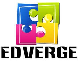 #62 for Design a Logo for EDVERGE by mohammadraza110
