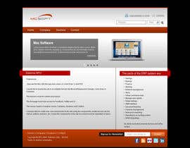 #11 untuk Website Design for Mac Software Ltda oleh rajan4u