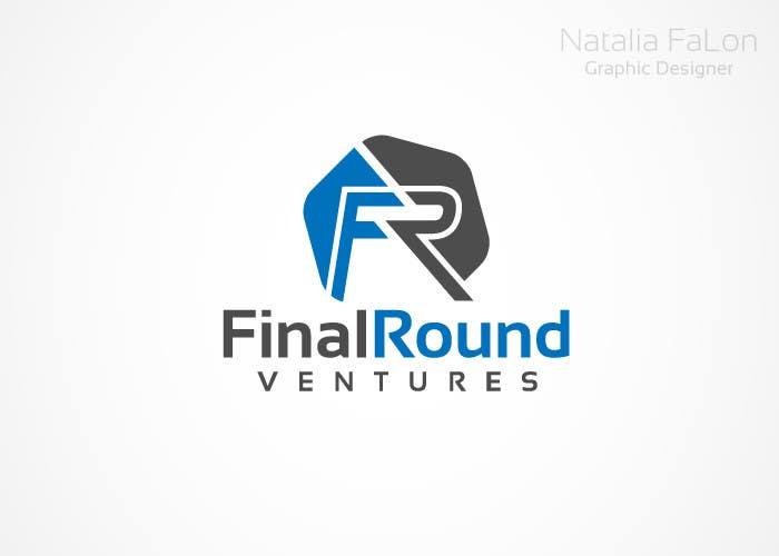 Penyertaan Peraduan #145 untuk Final Round Ventures Logo Design