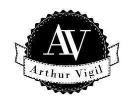 #4 for Design a Logo for arthur vigil by hoanghuy812