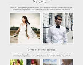 nº 14 pour Build a Website for Wedding Photographer par bsalsth