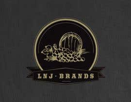 "Darusalam tarafından ""LNJ Brands"" Logo Contest - Needed for family business (Wine and Liquor Company) için no 31"