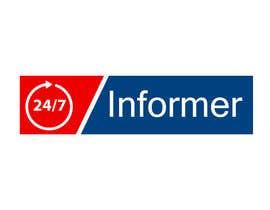SchwetsoffDesign tarafından Logo Design for News Site için no 67