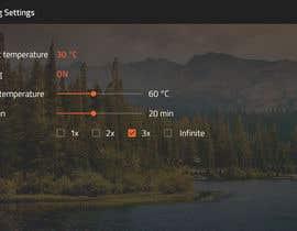 kubocentik tarafından Design - Control Panel for Sauna için no 8