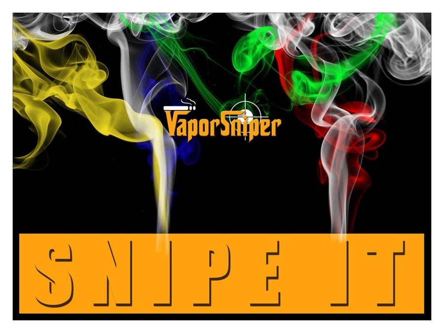 #10 for Design A Postcard for Vapor Sniper Wholesale Program, by arturw
