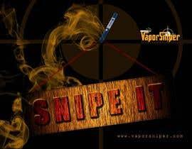 arturw tarafından Design A Postcard for Vapor Sniper Wholesale Program, için no 14