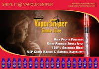 Contest Entry #21 for Design A Postcard for Vapor Sniper Wholesale Program,