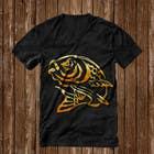 Graphic Design Kilpailutyö #25 kilpailuun T-shirt design for Trevally Fish