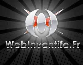#16 untuk Concevez un logo for webinventif.fr oleh dzhmus