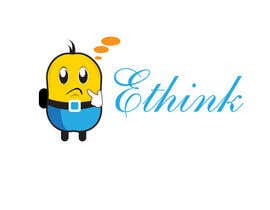 #19 for Σχεδιάστε ένα Λογότυπο for e-think af arkwebsolutions