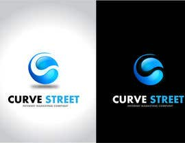 #385 for Logo Design for Curve Street by jijimontchavara