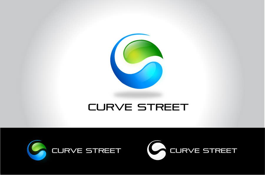 Конкурсная заявка №298 для Logo Design for Curve Street