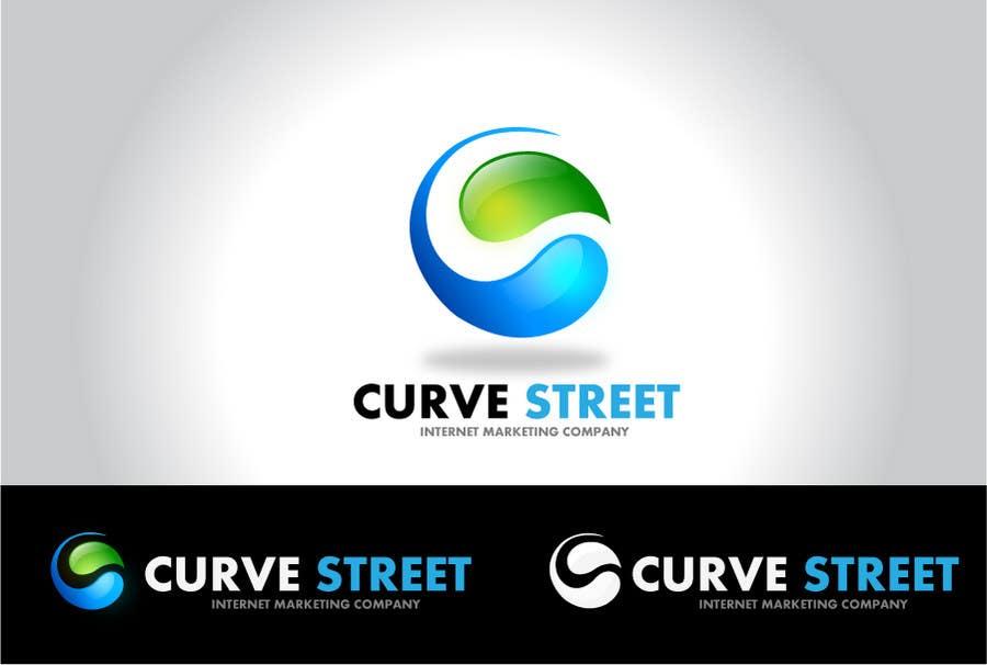 Конкурсная заявка №387 для Logo Design for Curve Street