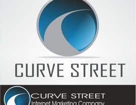nº 317 pour Logo Design for Curve Street par wellwisher27