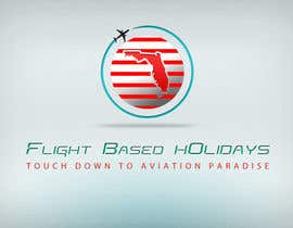 #13 for Design a Logo for Flight Based Holidays af Champian
