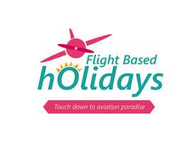 #10 for Design a Logo for Flight Based Holidays by Snoop99
