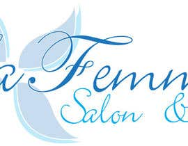#11 para Logo Design for La FEmme Beauty Salon & Spa por Paovikez