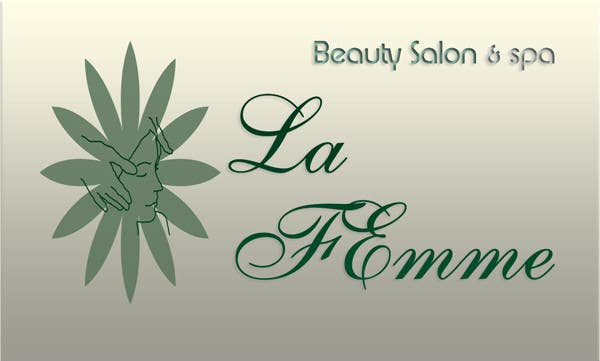 Penyertaan Peraduan #                                        112                                      untuk                                         Logo Design for La FEmme Beauty Salon & Spa