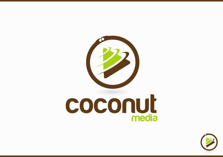 Inscrição nº 185 do Concurso para Design a Logo for Coconut Media