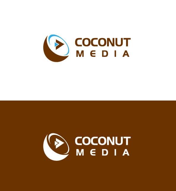 Inscrição nº 102 do Concurso para Design a Logo for Coconut Media