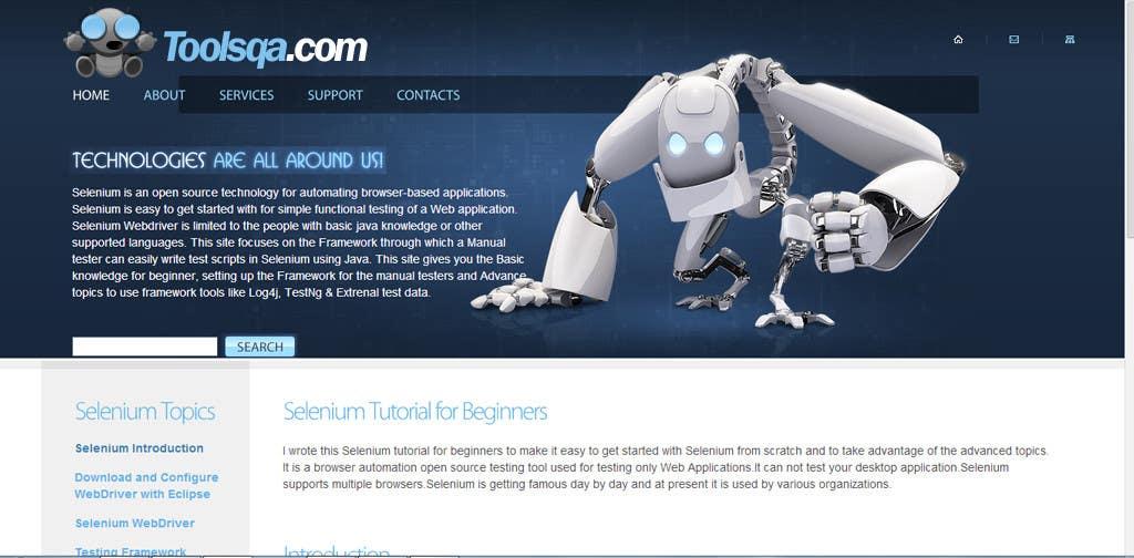 Konkurrenceindlæg #1 for Design a Logo for WebSite