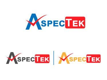 """miziworld tarafından Design a Logo for """"Aspectek"""" için no 19"""