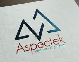 """alexandrubalasiu tarafından Design a Logo for """"Aspectek"""" için no 8"""