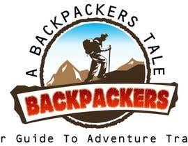 #19 for Design a Logo for A BackpackersTale by divyeshghediya