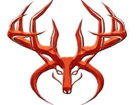 Nro 29 kilpailuun Whitetail Buck Emblem Design käyttäjältä estela51