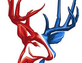 #31 for Whitetail Buck Emblem Design af illogo