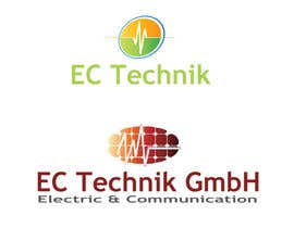 #191 for Design eines Logos for EC Technik GmbH by smahsan11