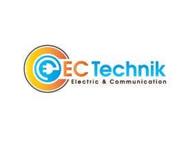 nº 130 pour Design eines Logos for EC Technik GmbH par ayogairsyad