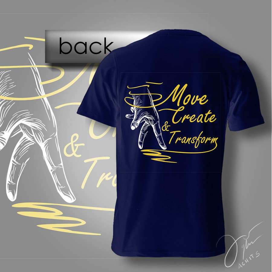 Entry 18 By Aghits For Design A T Shirt For A Dance Yoga Fitness Studio Freelancer,Salon Interior Design Ideas