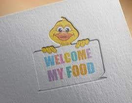 ahmad111951 tarafından Design cartoon Logo for 3 little ducks and their lunch orders için no 13