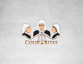 #36 untuk Design a Logo - Court Bites - Legal Education oleh bluebellgraphic