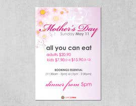 #4 cho Design a Banner for Mothers Day bởi JulieRawding