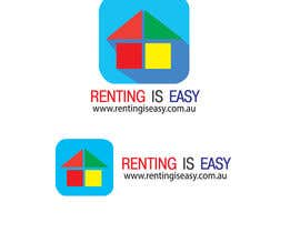 "#120 para Design a Logo for "" WWW. RENTING IS EASY. COM.AU"" por logopond247"