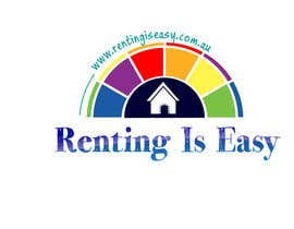 "#127 for Design a Logo for "" WWW. RENTING IS EASY. COM.AU"" by kohgeokling"