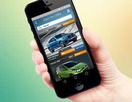 rayhananimator tarafından Redesign the apperance of an  existing screen in an app için no 6