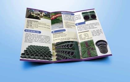 Image of                             Design a A4 tri-fold Brochure