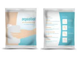 vanabi tarafından Create  Packaging Design for aqualief all in one bathing sponge için no 69