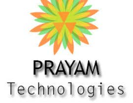 nº 81 pour Design a Logo for Prayam Technologies par Kavinithi
