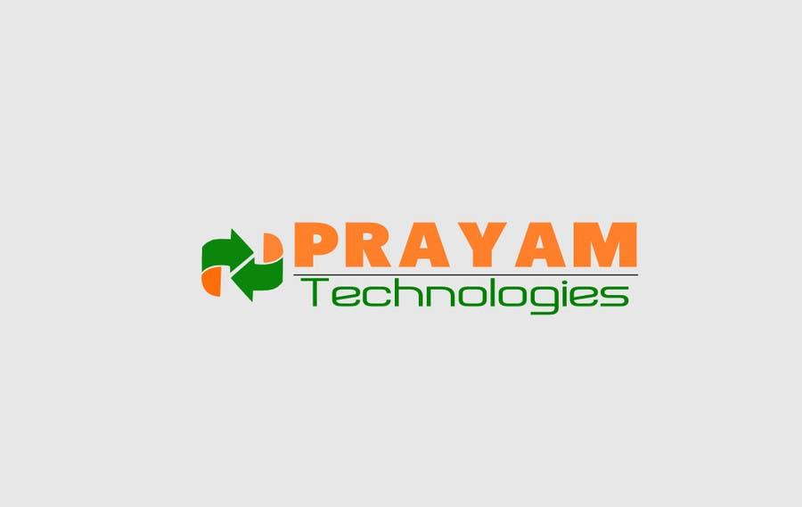 Bài tham dự cuộc thi #90 cho Design a Logo for Prayam Technologies