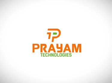 #46 for Design a Logo for Prayam Technologies af tfdlemon